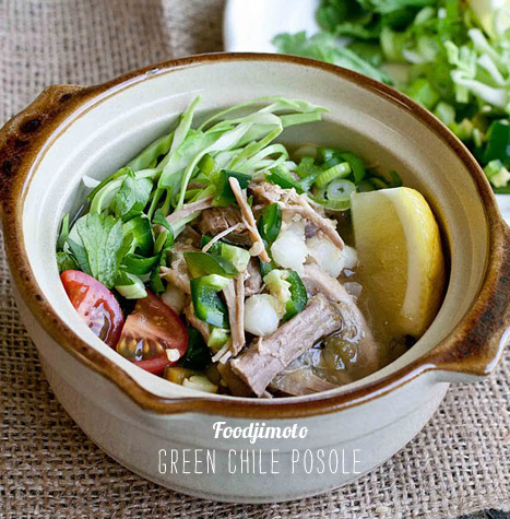 FoodieCrush Magazine Sophistimom Green Chili Verdi