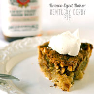 FoodieCrush magazine Brown Eyed Baker Kentucky Derby Pie