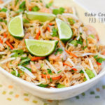FoodieCrush Magazine Koko Cooks Pad Thai