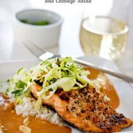 Thai Curried Salmon
