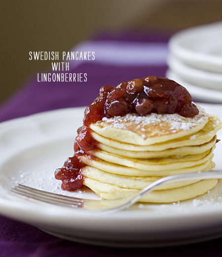 FoodieCrush Magazine La Fuji Mama Swedish Pancakes 