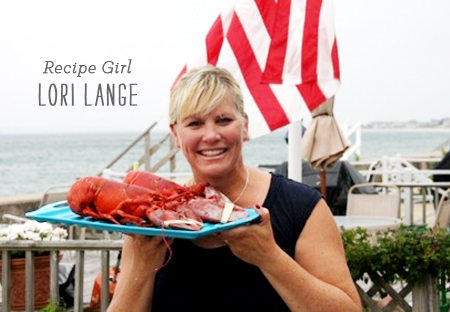 FoodieCrush Magazine Lori Lange Recipe Girl
