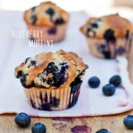 Gwyneth's Blueberry Muffin and 6 Blueberry Muffin-esque Recipes