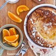 Dutch Baby for Breakfast