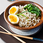 Thumbnail image for Peko Peko Cookbook Winner and Miso Ramen Noodles