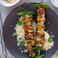 Swordfish Skewers and a Skewer Recipe Round-up