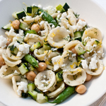 Zucchini and Dill Pasta Salad