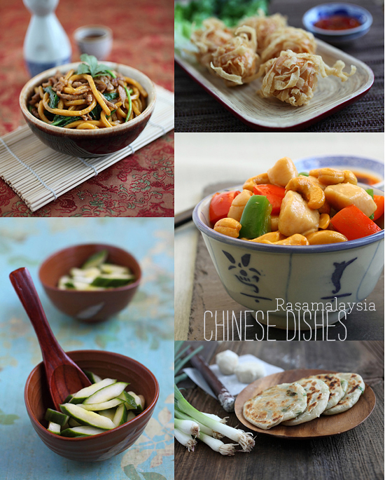 Bee Rasamalaysia Cookbook Collage