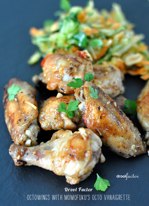 FoodieCrush Magazine Drool Factor Chicken Wings