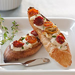 Thumbnail image for Craving > Easy Appetizers with Homemade Ricotta