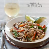Thai Basil Chicken and 5 Savory Basil-Enhanced Pasta Recipes