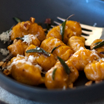 Pumpkin Gnocchi with Hazelnut Browned Butter and a Magazine Sneak Peek