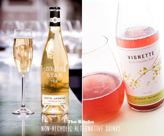 FoodieCrush Magazine The Kitchn Non Alcoholic Drinks