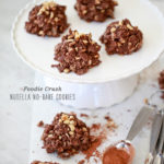 Announcing &gt; Cookie Cravings Cookbook and Nutella No-Bake Cookies