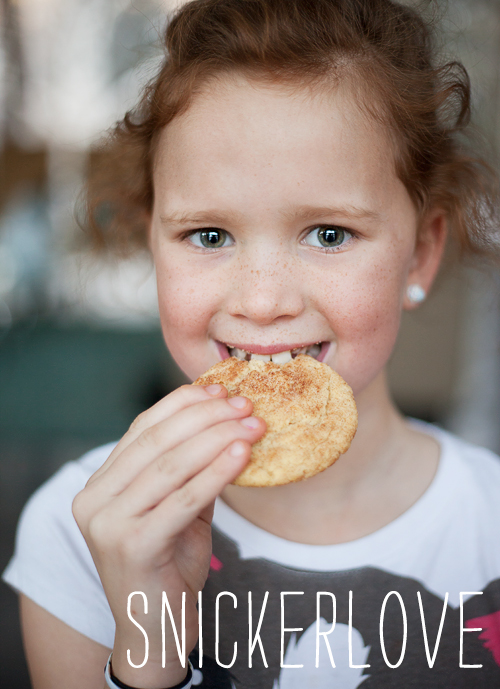 Foodie Crush magazine Snickerdoodles