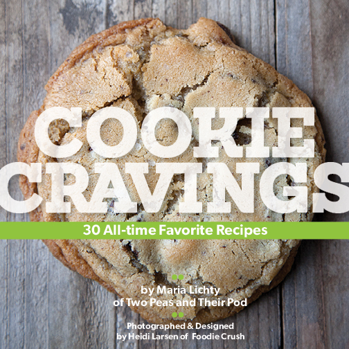 Post image for Announcing the Cookie Cravings Cookbook Plus a Giveaway