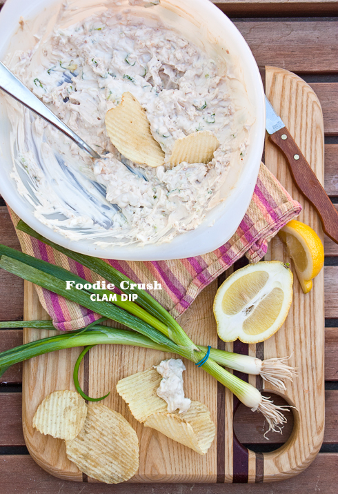 Post image for Mad for Dips and Creamy Clam Dip