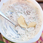 Mad for Dips and Creamy Clam Dip