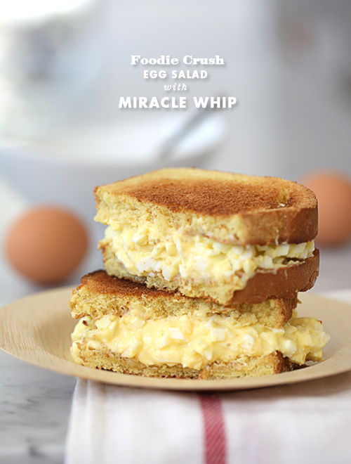 Foodie Crush Egg Salad