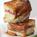 FoodieCrush-Pear-Havarti-Grilled-Cheese