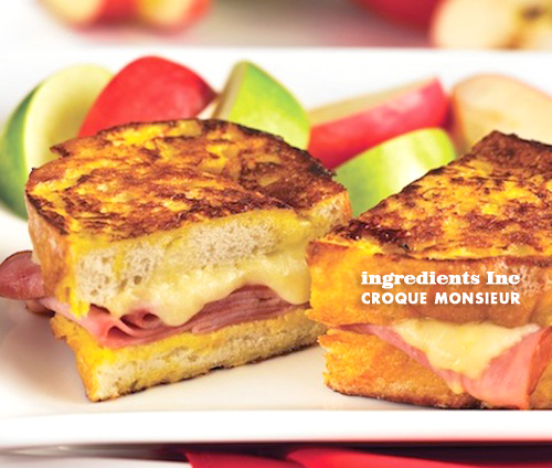 Mushroom Croque-Monsieur Recipes — Dishmaps