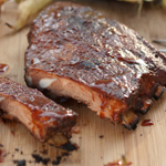 Thumbnail image for The Secret to Grilled Babyback Spare Ribs