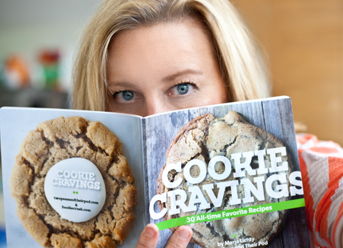 Post image for Cookie Cravings Print and Digital Cookbook Giveaway