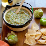 10 Top Tomatillo Recipes and Roasted Tomatillo and Green Olive Salsa