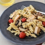 FoodieCrush-Chicken-Piccata-Pasta-150