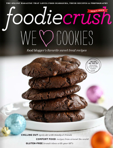 FoodieCrush Magazine Winter 2011