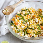Thumbnail image for 10 Great Corn Recipes plus Grilled Corn and Pasilla Pepper Salad