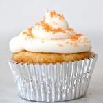 Friday Faves and Orange Cream Cupcakes