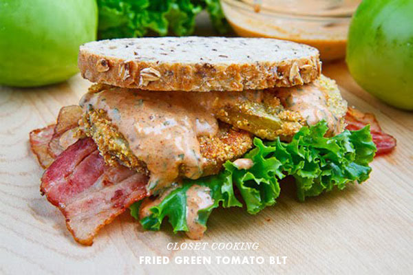 BLT Grilled Cheese plus 10 More BLT Inspired Recipes
