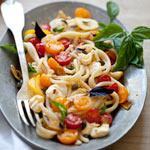 Thumbnail image for Pasta with Marinated Tomatoes plus 55 Fresh and Tasty Tomato Recipes
