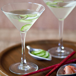 Thumbnail image for Friday Faves and Matsuhisa Cucumber Martini Recipe