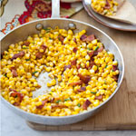 Thumbnail image for Friday Faves and Smokey Corn with Bacon