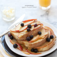 Friday Faves and Apple French Toast