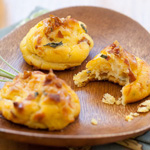 Thumbnail image for Friday Faves and Pumpkin Gruyere Gougeres