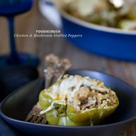 Chicken and Mushroom Stuffed Peppers Recipe Plus 5 Stuffed Pepper Favorites