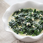 Thumbnail image for 10 Thanksgiving Sides and a Stovetop Creamed Spinach Recipe