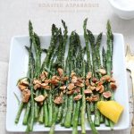 Friday Faves and Roasted Asparagus with Browned Butter