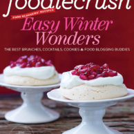 FoodieCrush Winter 2012 Issue