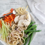 Chicken Nicoise Pasta Salad