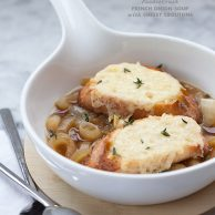 French Onion Soup and 5 More Cheesy Recipes