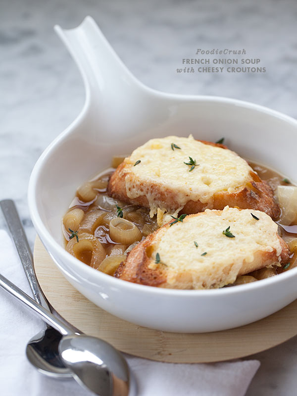 Easy French Onion Soup Recipes
