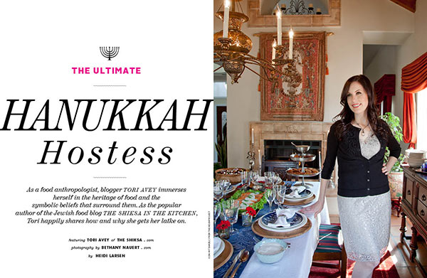 The Shiksa in the Kitchen || FoodieCrush.com