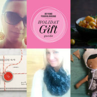 Friday Faves and a Food Blogger Holiday Gift Guide