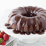 Thumbnail image for Devil's Food Bundt Cake with Chocolate Espresso Ganache