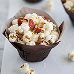 Truffle Bacon Popcorn Plus 6 Savory Popcorn Recipes