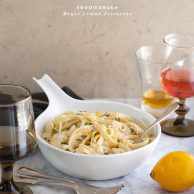 Meyer Lemon Fettuccine and 10 Favorite Lemon Recipes